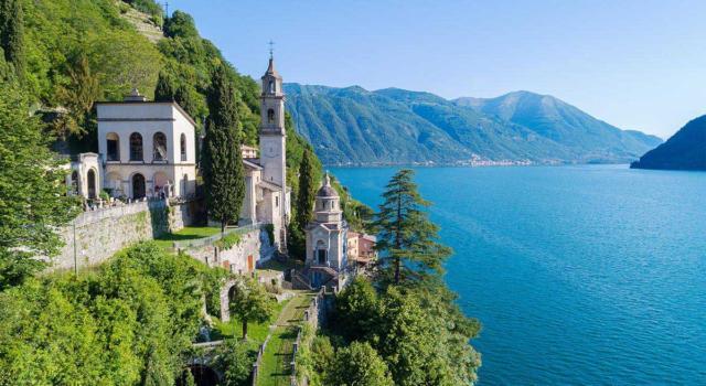 Visitare Brienno, uno dei Borghi più Belli d'Italia