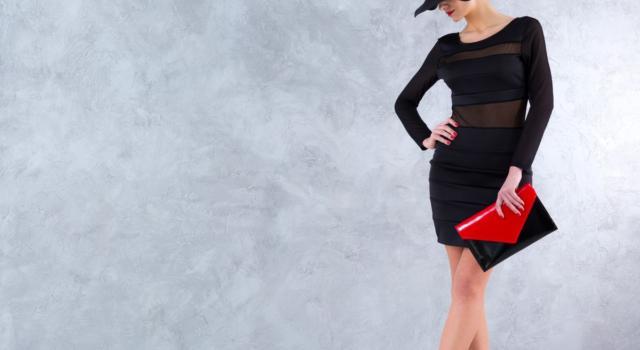 Little black dress: idee su come abbinarlo quest'inverno