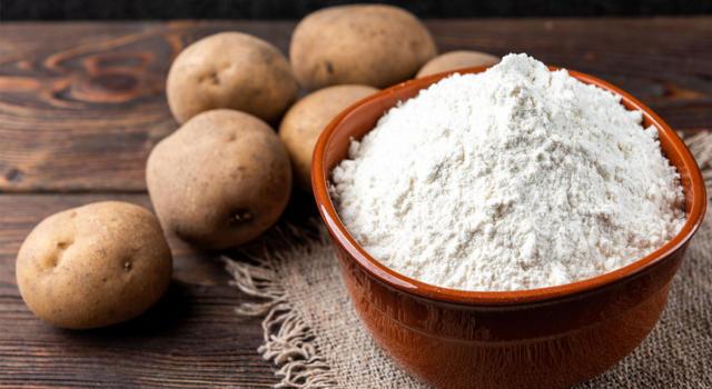 Scopri come preparare la fecola di patate