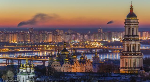 Cinque cose da fare a Kiev