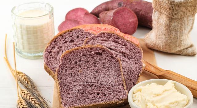 Cosa è il Purple Bread ossia il pane viola?