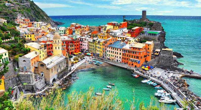 Siti Unesco della Liguria: le Cinque Terre e Porto Venere