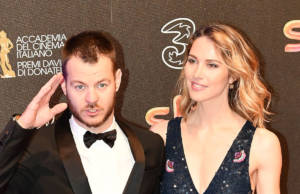Alessandro Cattelan e Ludovica Sauer