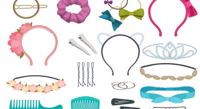 Come scegliere gli accessori per capelli