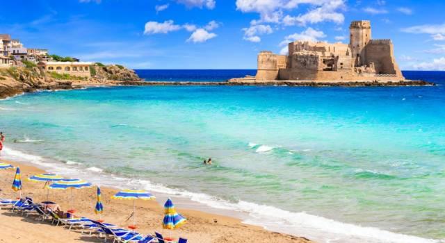 Spiagge più belle in Calabria