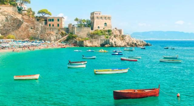 Spiagge più belle in Campania