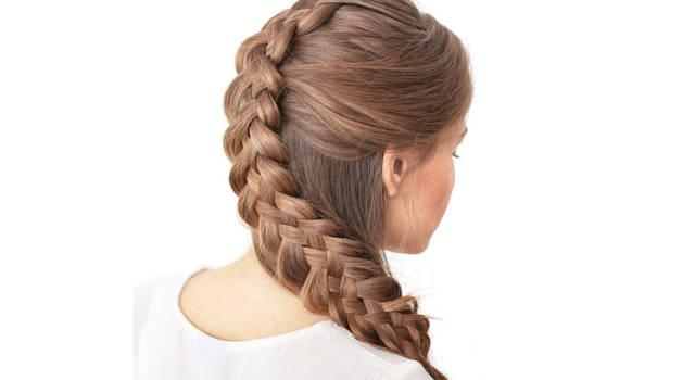 Tendenze estate 2016: long braid
