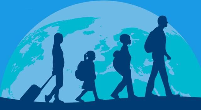La Giornata Mondiale dei Profughi