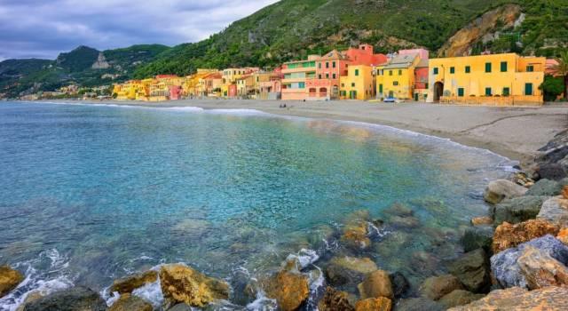 Spiagge più belle in Liguria