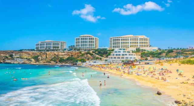 Le migliori spiagge di Malta del 2016