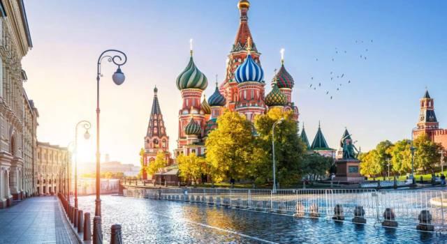 Cinque cose da vedere a Mosca