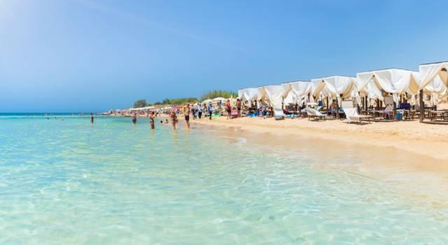 Spiagge più belle in Puglia