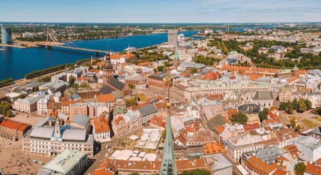 Idee per un weekend a Riga