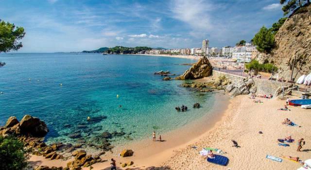 Spiagge migliori a Lloret de Mar