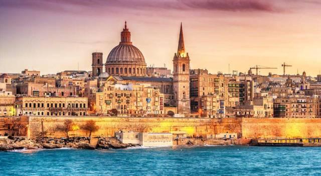 Weekend a La Valletta