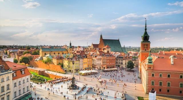 Cinque cose da vedere a Varsavia