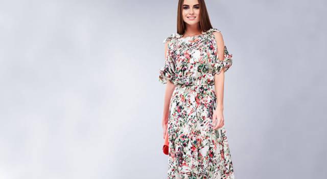 Le tendenze 2016 per i maxi dress, freschi, eleganti e originali