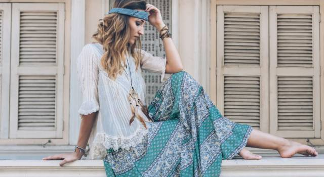 Boho Chic: lo shopping on line