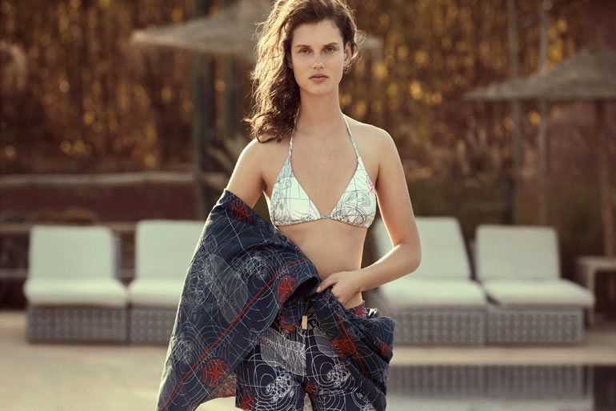 Vilebrequin beachwear estate 2016