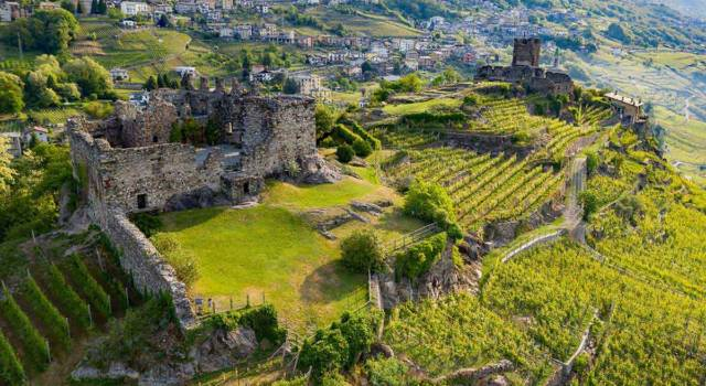 Visitare Castel Grumello, uno dei beni FAI