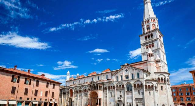 Dove si trova il Sito Unesco di Modena
