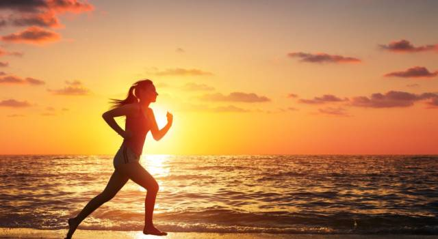 Gli sport da spiaggia per rimanere in forma