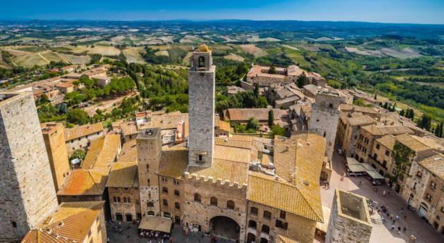 Patrimonio Unesco: il centro storico di San Gimignano