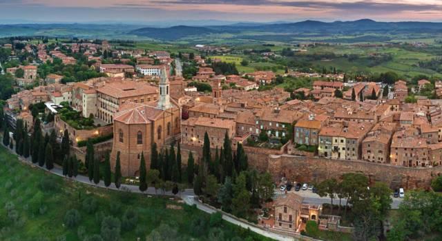 Siti Unesco: il centro storico di Pienza