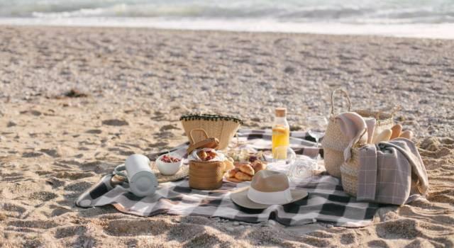 Pranzo in spiaggia: ricette veloci