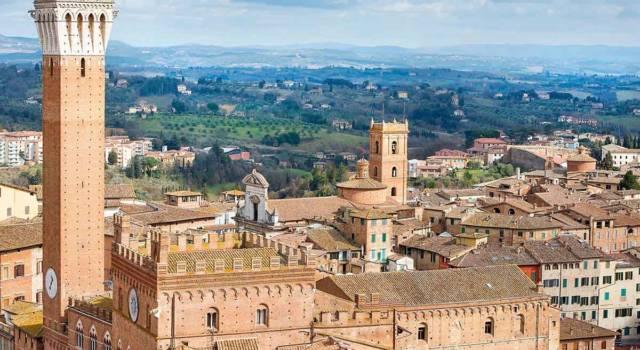 Siti Unesco in Toscana: il centro storico di Siena
