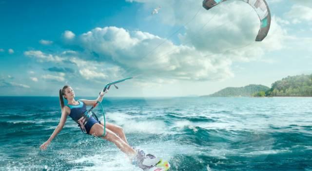 Sport da spiaggia: le novità 2016