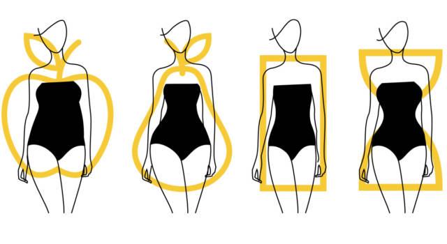 Come vestire un corpo a pera?