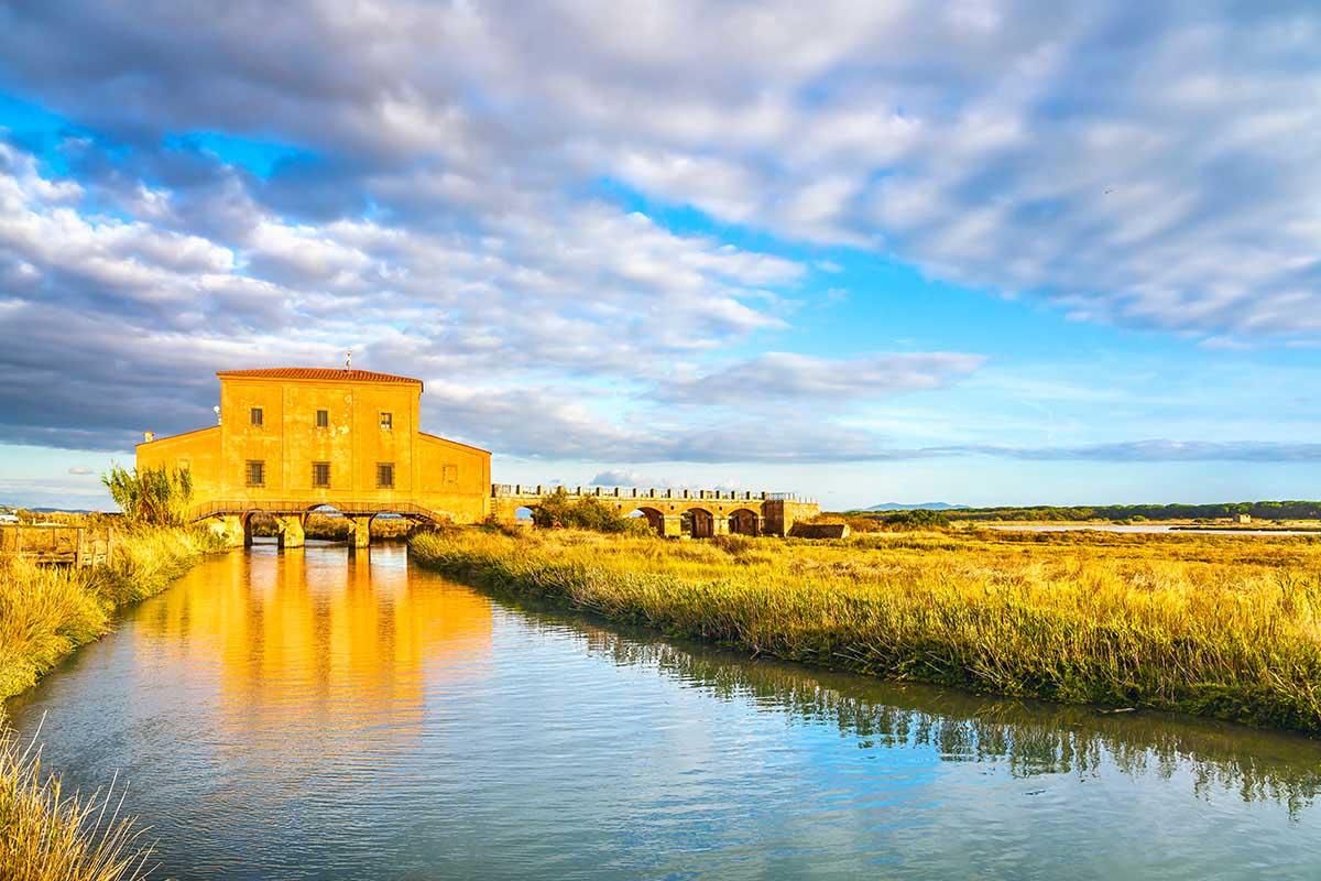 Toscana Castiglione della Pescaia Maremma