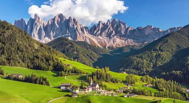 Patrimoni Unesco: le vette delle Dolomiti
