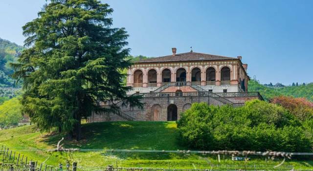 Visitare Villa dei Vescovi, uno dei beni FAI