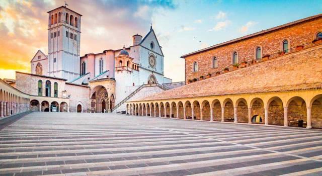 Patrimonio Unesco: dove si trovano i siti francescani di Assisi