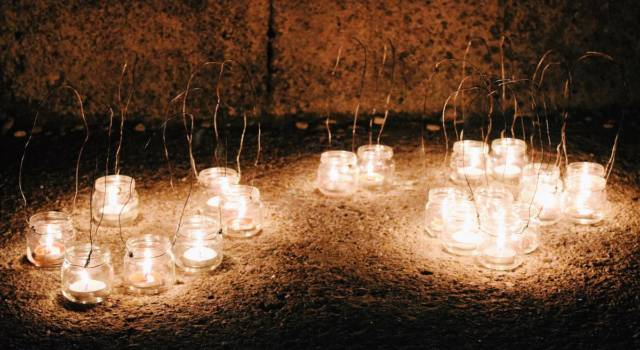 Migliori feste e sagre di agosto: la Notte delle Candele di Vallerano