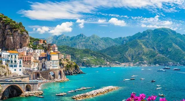 Siti Unesco in Italia: la Costiera Amalfitana