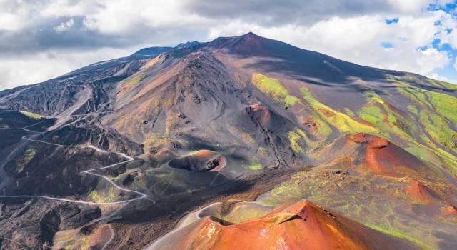 Il Sito Unesco del Monte Etna