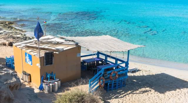 Divertirsi a Formentera