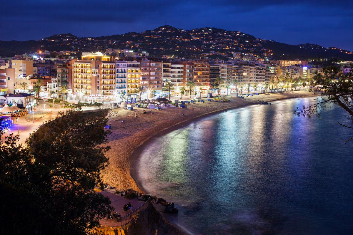 Lloret de Mar Spagna