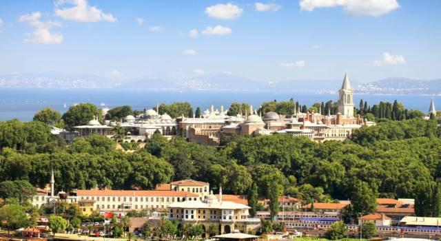 Città d'arte in Europa: Istanbul