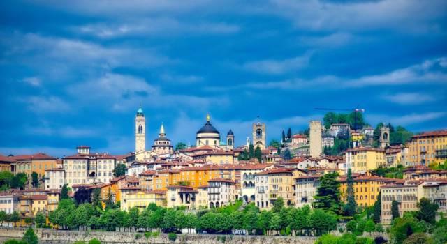 Città d'arte in Italia: Bergamo