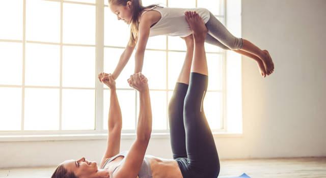 Scopriamo lo yoga per bambini e tutti i suoi benefici