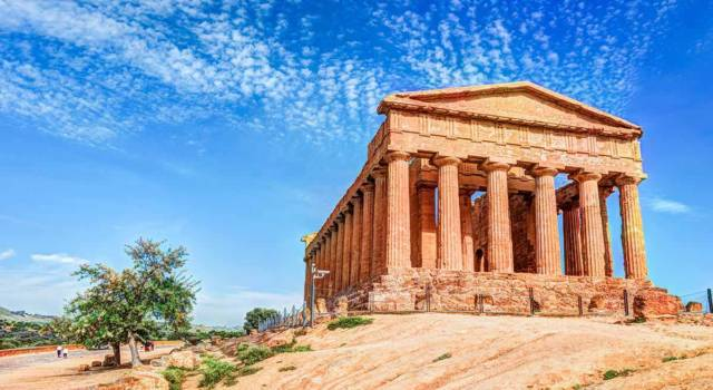 Patrimonio Unesco: dove visitare l'area archeologica di Agrigento