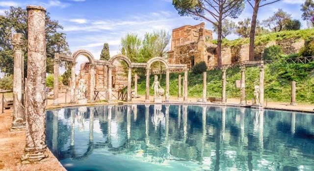 Dove si trova il sito Unesco di Tivoli: Villa Adriana
