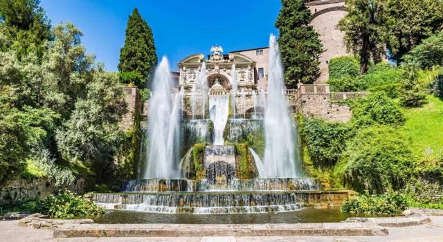 Siti Unesco in Italia: Villa d'Este a Tivoli