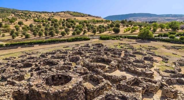 Siti Unesco in Sardegna: il villaggio nuragico di Barumini
