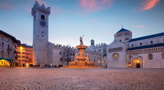 Città d'arte in Italia: Trento