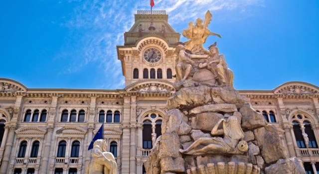 Città d'arte in Italia: Trieste